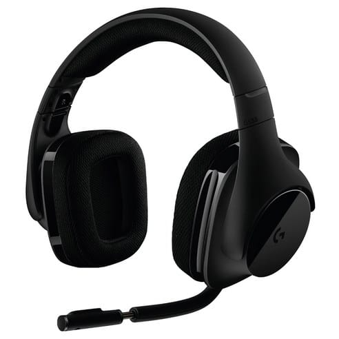Product Image of the 로지텍 게이밍 무선 헤드셋 G533