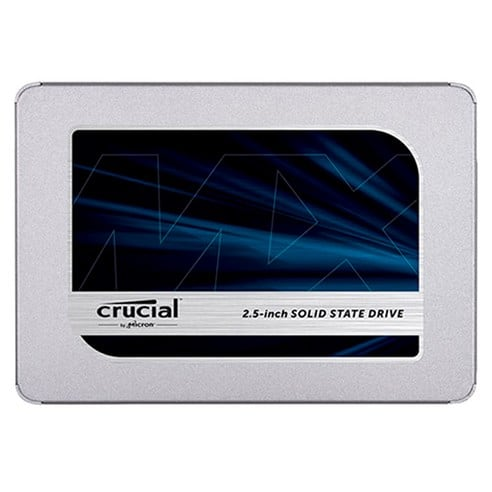 Product Image of the 마이크론 Crucial SSD MX500