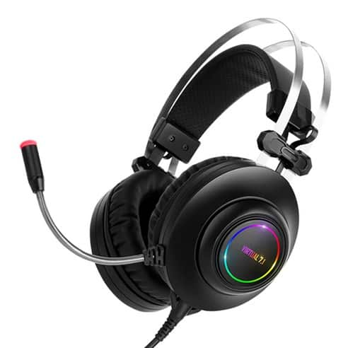 Product Image of the 앱코 HACKER 게이밍 헤드셋 N550 ENC