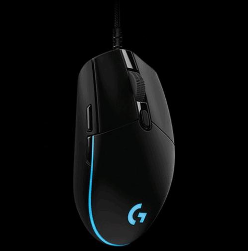 Product Image of the 로지텍 G PRO HERO 게이밍 유선 마우스