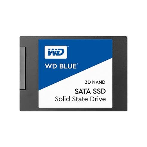 Product Image of the WD BLUE 3D NAND