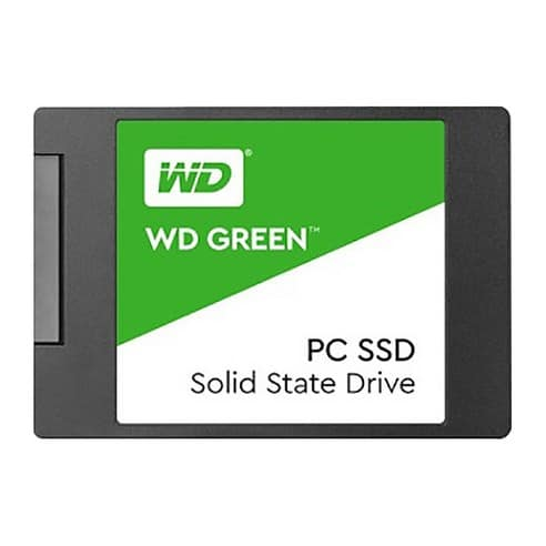 Product Image of the WD GREEN SSD