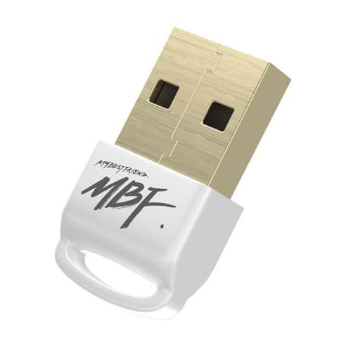 Product Image of the 엠비에프 USB 블루투스 5.0 동글