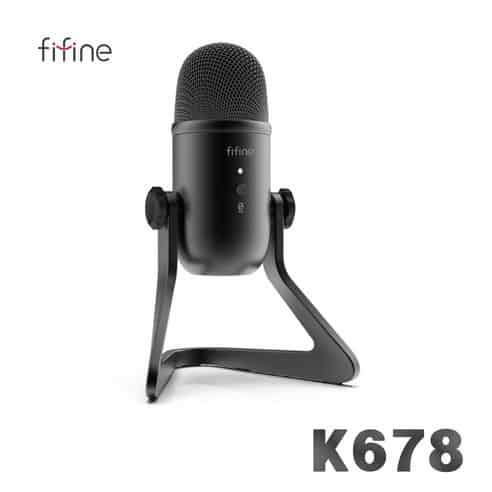 Product Image of the FIFINE K678 콘덴서 마이크