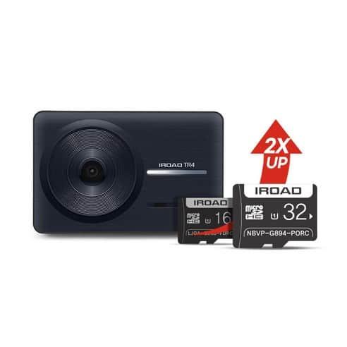 Product Image of the 아이로드 TR4 32GB 블랙박스