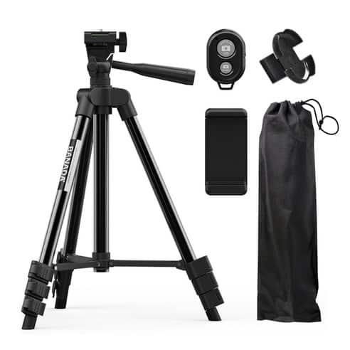 Product Image of the BANADA 스마트폰 4단 삼각대 5종 세트